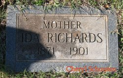 Ida O <I>Keown</I> Richards