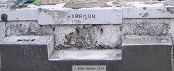 Unknown Harrison