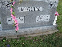 Donita M McGuire
