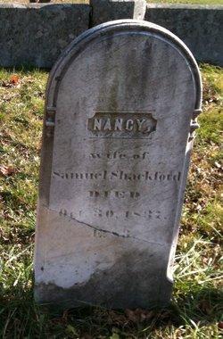 """Anne """"Nancy"""" <I>Walker</I> Shackford"""