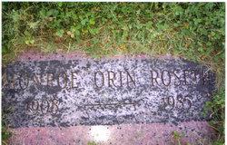"""Monroe Orin """"Munger"""" Roseth"""