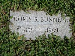 Doris <I>Reynolds</I> Bunnell