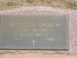 McGregor Crouch