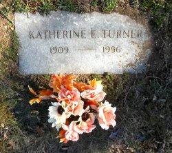 Katherine E. <I>Schickler</I> Turner