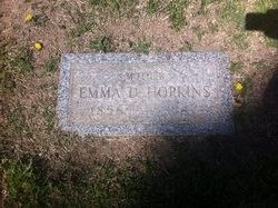 Emma Delilah <I>Kent</I> Hopkins