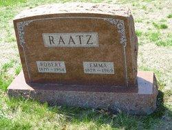 Emma <I>Hintz</I> Raatz