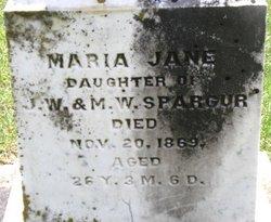Maria Jane Spargur