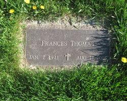 Frances Thomas
