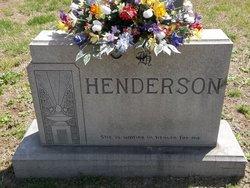Beulah N <I>Jenkins</I> Henderson