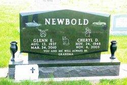 "Cheryl Darlene ""Sherry"" <I>Seyfried</I> Newbold"