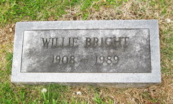 Willie Bright