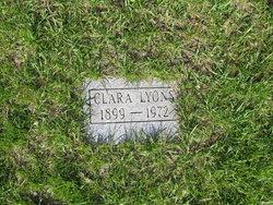 Clara Lyons