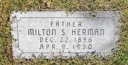 Milton S Herman