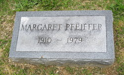 Margaret Pfeiffer