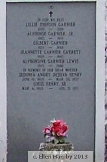 Jeannette <I>Garner</I> Garrett