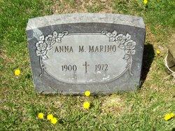 Anna M. <I>Marrapese</I> Marino