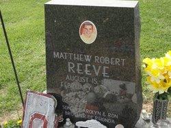 Matthew Robert Reeve