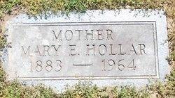 Mary Elizabeth <I>Stouffer</I> Hollar