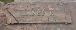 Janet F Stewart