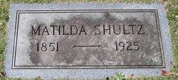 Matilda Shultz
