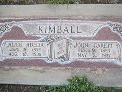 John Garett Kimball