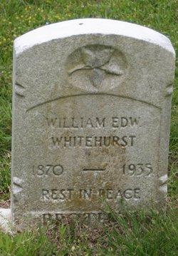 William Edward Whitehurst