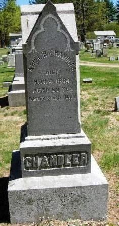 Abiel R Chandler