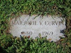 Marjorie <I>VanDerwalker Reynolds</I> Curvin