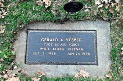 Gerald Arvid Vesper