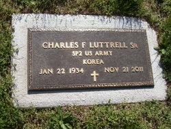 Charles F. Luttrell, Sr
