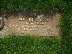 Robert S. Kohn