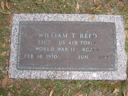 William T Reed