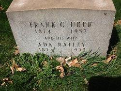 Frank G Uber