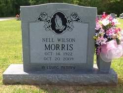 Nell Wilson Morris