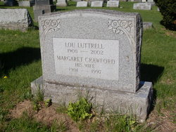 Margaret <I>Crawford</I> Luttrell