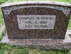 Charles W House
