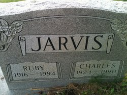 Ruby <I>Thorn</I> Jarvis