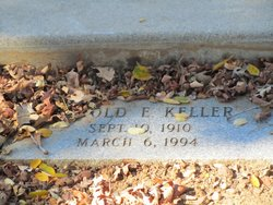 Harold Edward Keller