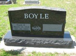 Frank R. Boyle