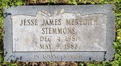 Jesse James Meredith Stemmons