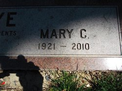 Mary C. Kaye