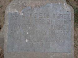 Getrudes S. De Juarez
