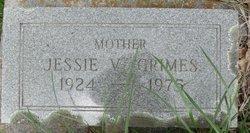 Jessie V. Grimes