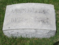 Annie E. Leidy