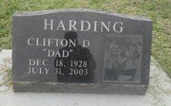 Clifton D Harding