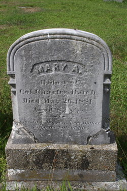 Mary <I>Ames</I> Hatch