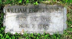 William Ervin Hayes