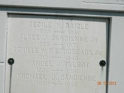 Michael J Cancienne