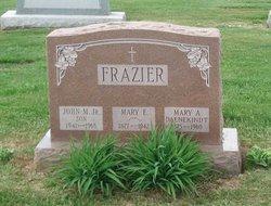 Mary E Frazier