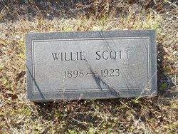 Willie Scott